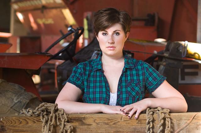 American Farm Girl