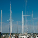 Municipal Yacht Basin, Cambridge, Maryland, August 23, 2015