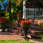 Front Steps, Private Residence, Cambridge, Maryland, August 23,